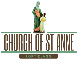 Church of St.Anne, Port Klang (1961)