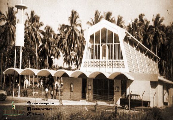 Video Series on History of St.Anne Church Port Klang. Click the image to view...